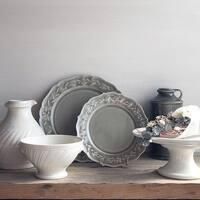 西洋アンティークのような美しさ*陶芸家・阿部慎太朗さんの器の世界