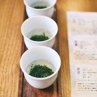 お茶、飲みに行きませんか。美味しい「日本茶」をいただける専門店