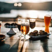冷たいビールがおいしい季節。悪酔いしないためのコツ&お酒の上手な飲み方