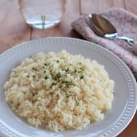 まるで洋食屋さんの味*簡単「バターライス」の作り方と活用レシピ
