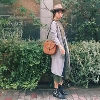 秋コートを買って、春まで着たい。おすすめコート&コーデスナップ