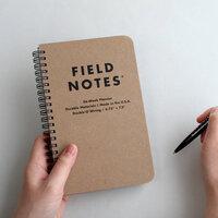 メモを習慣に。持ち運びに便利な「ノート」おすすめブランド5選