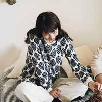 あったかくて機能的。シンプルでかわいい「秋冬パジャマ」を着よう