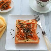 朝パン派さん集まれ♪いつもとちょっと違う「和風トースト」食べてみませんか?