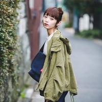 「メッセンジャーバッグ女子」急増中!おすすめブランド&コーデの基本