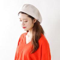 秋冬に大活躍の「ベレー帽」。おしゃれな被り方やアイテム&コーデをチェック