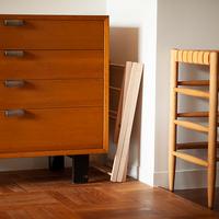 小さなおうちに。「動かせる」「折りたためる」「重ねる」家具や収納で、お部屋を広く、効率よく