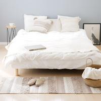 眠りの環境にこだわる。質の良い眠りは「ベッドファブリック」選びから