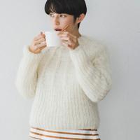 じっくりと棒針編みでつくる*「ベーシックニット」の編み方とおすすめ本
