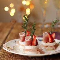 聖なる夜のおうちディナー*大人同士で楽しむ「おしゃれなクリスマスレシピ」