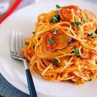 すぐ作れて嬉しい♪簡単レシピで、わたしのまかない「パスタ」