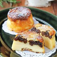 すぐ作れる子供のおやつにも*フランス菓子「ファーブルトン」の基本&アレンジレシピ