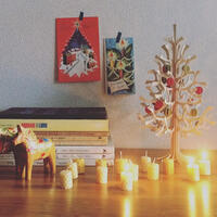 インテリア上手さんの素敵な「クリスマスディスプレイ」事例集