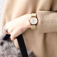 冬コーデのアクセントに。クリスマスギフトにおすすめ「腕時計」ブランド3選