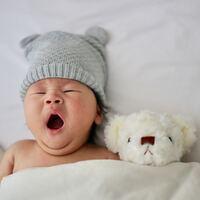 ピッタリサイズを見つけてあげたい「赤ちゃん帽子」は可愛いと機能性を忘れずに◎