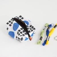 【ハギレ活用】ポーチにバッグ、ヘアアクセ。オリジナルの小物作り