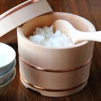 お米がふっくら、冷めてもおいしい。木曽さわらのおひつで毎日のごはんをもっと上質に