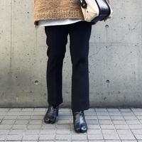 案外合わせやすいかも♪いつもの服も「足袋ブーツ」で上級コーデに格上げ
