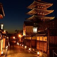 生け花・光・闇夜・歴史的建造物が織りなす饗宴…京都東山花灯路を見に行きませんか?