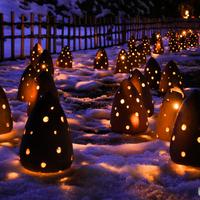 【東日本】冬は雪国に行こう♪幻想的な世界が広がる冬のイベント7選