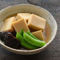 煮物からスイーツまで。美味しさしみこむ【高野豆腐】のレシピ