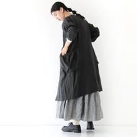 1枚で着るよりグッとおしゃれに!「ワンピース×スカート」の重ね着お手本帖