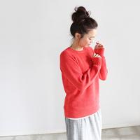 あったか可愛い「赤ニット」コーデ集。寒い季節こそ元気になれるカラーを♪