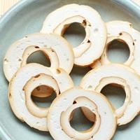 可愛い見た目で低カロリー&高栄養『車麩(くるまぶ)』レシピ