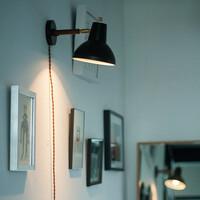 ほっとする温かさが魅力。おしゃれな「ブラケットライト」でお部屋に素敵な明かりを。