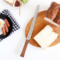 おもてなし上手さんのこだわり。お洒落な「パン切り包丁(ブレッドナイフ)」あれこれ♪