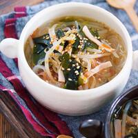 ヘルシーで腹持ち抜群の「春雨スープ」♪簡単人気レシピをマスターしよう