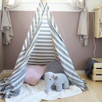 子供が喜ぶ秘密基地!簡単手作りティピー&テントでお部屋をかわいく