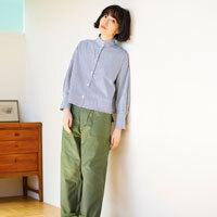 等身大のデイリーコーデ。毎日着たくなるジャパンメイドの服