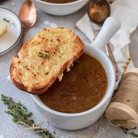 こねない・発酵なしレシピも!「手作りパン」と「スープ」の献立帖