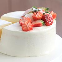 おうちケーキを格上げ*フルーツ&生クリームを使ったデコレーションテクニック集