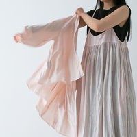 ナチュラルで涼しげ。春夏に着たい「リネン素材」のお洋服特集