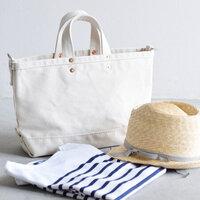 おしゃれで使いやすい!帆布、本革etc.人気の「トートバッグ」を大特集