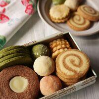 気分はお菓子屋さん♪美味しさがギュッと詰まった「クッキー缶」の作り方