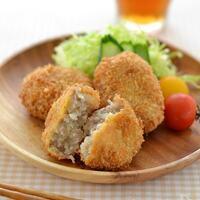 ぎゅう 豚 ひき肉 レシピ