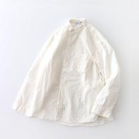 まっさら、さわやかな『白シャツ』。気持ち良く着続けるための【お手入れ方法】