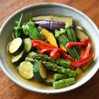 """""""塩ゆで・素揚げ""""で食べたい♪素材の味を生かした「野菜レシピ」"""