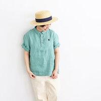 今夏のナチュラルコーデにぴったり。イエロー&グリーンのお洋服 ...