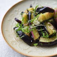 夏野菜を美味しく食べよう!其の三【なす】のレシピ