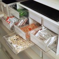 「無印」「IKEA」「ニトリ」をかしこく使う。人気ブランドで整える「キッチン収納」