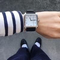 ハンサム派もきれいめ派も♪毎日やる気と癒しをもらえる「腕時計」&コーデ集