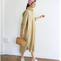 ワンピースはおしゃれの必需品。シルエットがより美しく決まるデザインと着こなし術