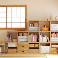 必要なものを必要な数だけ。増えすぎたアイテムを整え、お部屋と心にゆとりを!