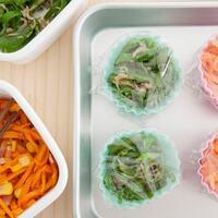 忙しいときにうれしい◎【冷凍保存OK】の作り置きおかずレシピ