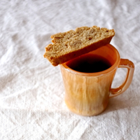 ティータイムに「ビスコッティ」はいかが?コーヒーにひたして食べる大人なお菓子レシピ