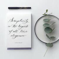 書いて「もの」「こと」を整理整頓!暮らしが整う《シンプルライフ手帳術》
